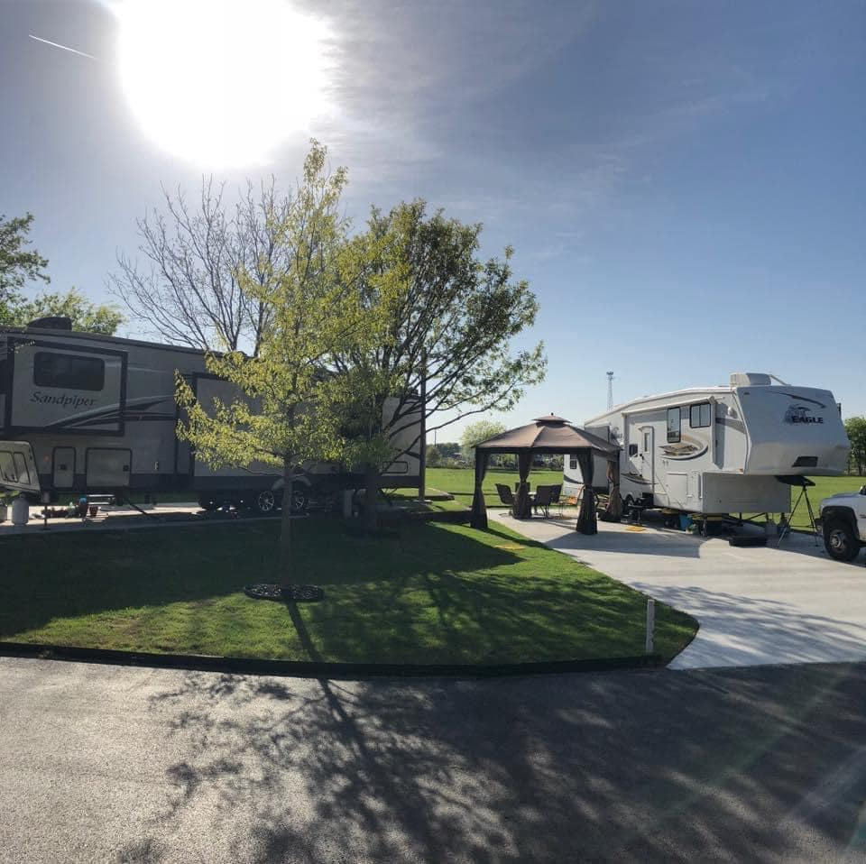 RV Park Facilities Fort Worth